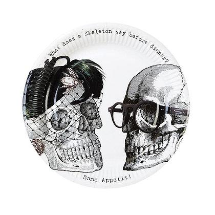 Skeleton Crew Plates