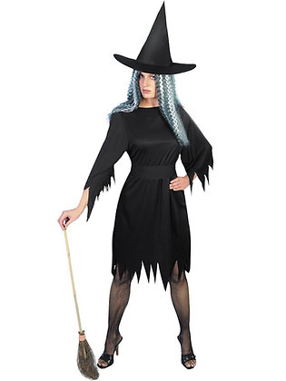 Spooky Witch - Adult Women's