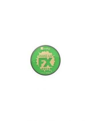 Smiffys FX Face and Body Paint Bright Green
