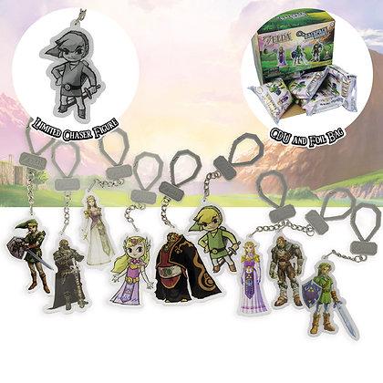 The Legend of Zelda Back Pack Buddies
