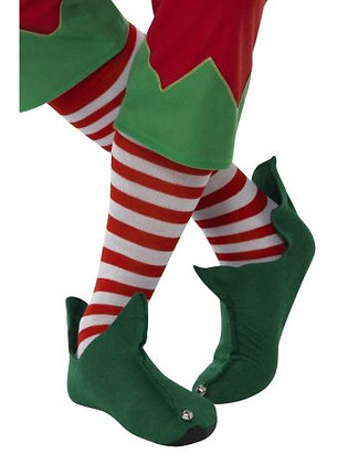 Long Striped Socks
