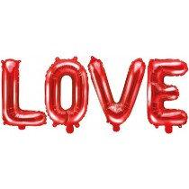 Love Balloon Set
