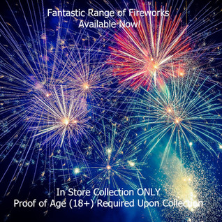 All Fireworks