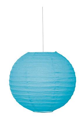 "Baby Blue 10"" Paper Lantern"