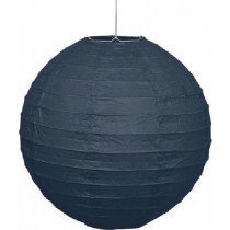 Black Decorative Paper Lantern