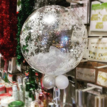 Christmas Tulle Bubble