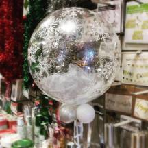 Christmas Tulle Bubble