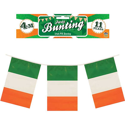 Irish Flag Bunting