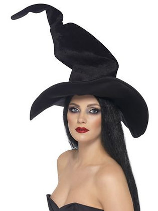 Crooked Witch Hat