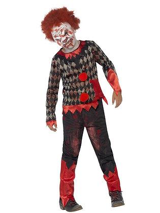 Deluxe Zombie Clown - Boys
