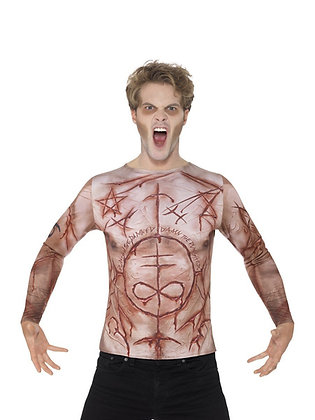 Mutilated Skin T Shirt - Adult Men's