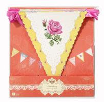 Truly Scrumptious Bunting