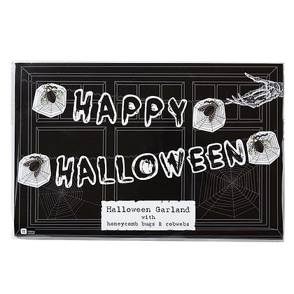 Skeleton Crew Halloween Garland
