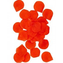 Pack of Red Heart Fabric Petals
