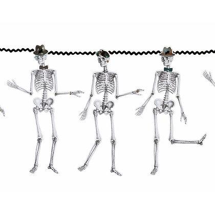 Skeleton Crew Skeleton Garland