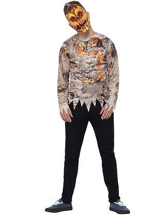 Poison Pumpkin Costume - Adult Men's
