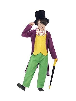 Willy Wonka Children's Costume