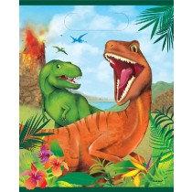 Dinosaur Loot Bags