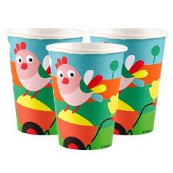Farm Fun Cups