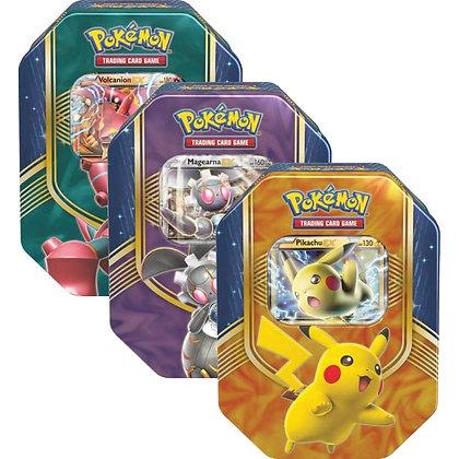 Pokemon Trading Card Tin