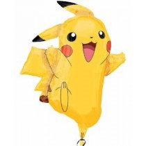 Pikachu Super Shaped Balloon