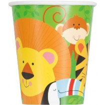 Animal Jungle Cups