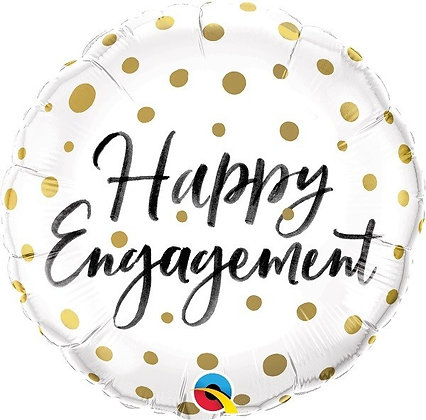 Engagement Foil Balloon