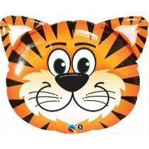 Super Shaped Tiger Foil Balloon