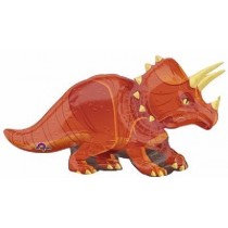 Triceratops Super Shaped Balloon