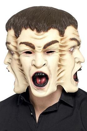 Three Faced Mask
