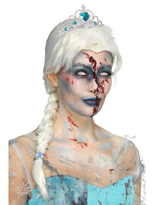 Zombie Frozen To Death Wig