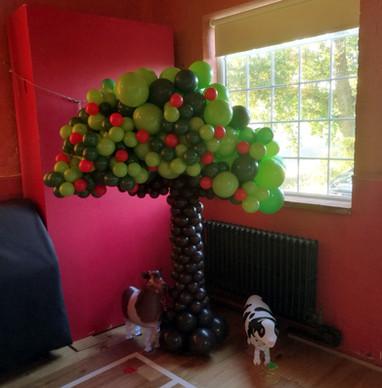 Birthday Party Tree
