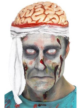 Bandaged Brain Hat
