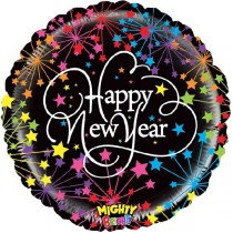 Mighty Bright New Year Std Foil