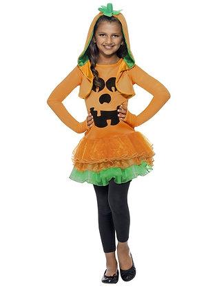 Pumpkin Tutu Dress - Girls