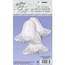 Honeycomb White Bells