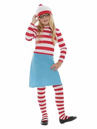 Where's Wenda Children's Costume