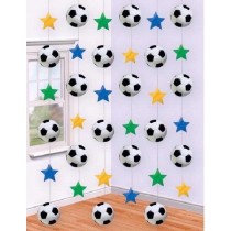 Soccer String Decoration