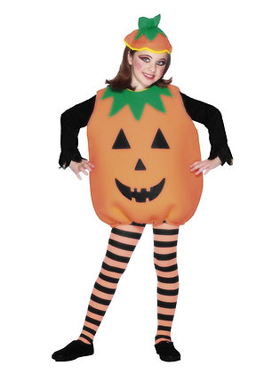 Pumpkin Costume - Girls