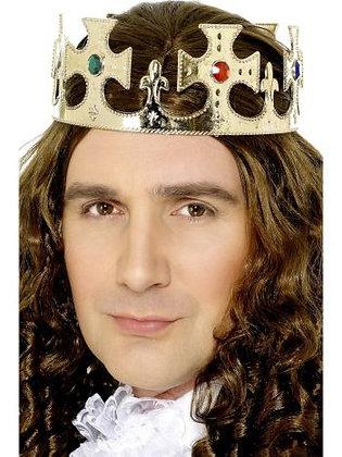 Jewelled King Crown