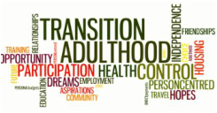 Moving into Adulthood – Transition