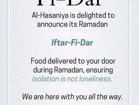 Iftar-Fi-Dar in the News!