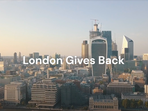 #LondonGivesBack Campaign