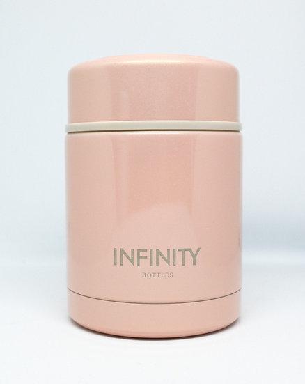Food pot pink