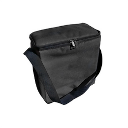 Rectangular Padded Shoulder Strap Urn bag