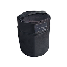 Cylindrical Single Handle Urn Bag