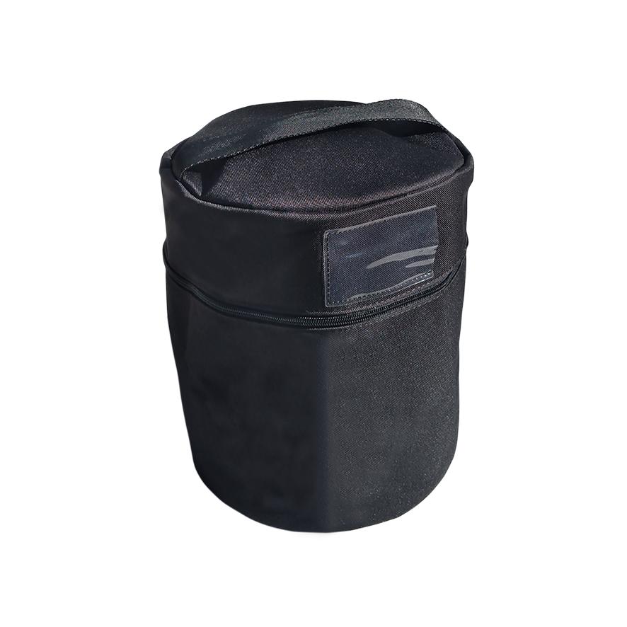 Cylindrical Single Handle Urn Bag