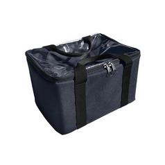 Rectangular Transparent Top Urn bag