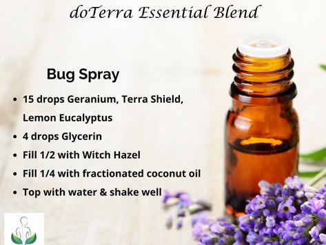 Dr. Kristy's Bug Spray Recipe