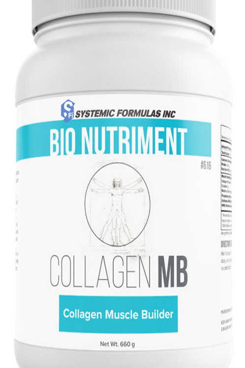 Systemic Formulas Collagen MB